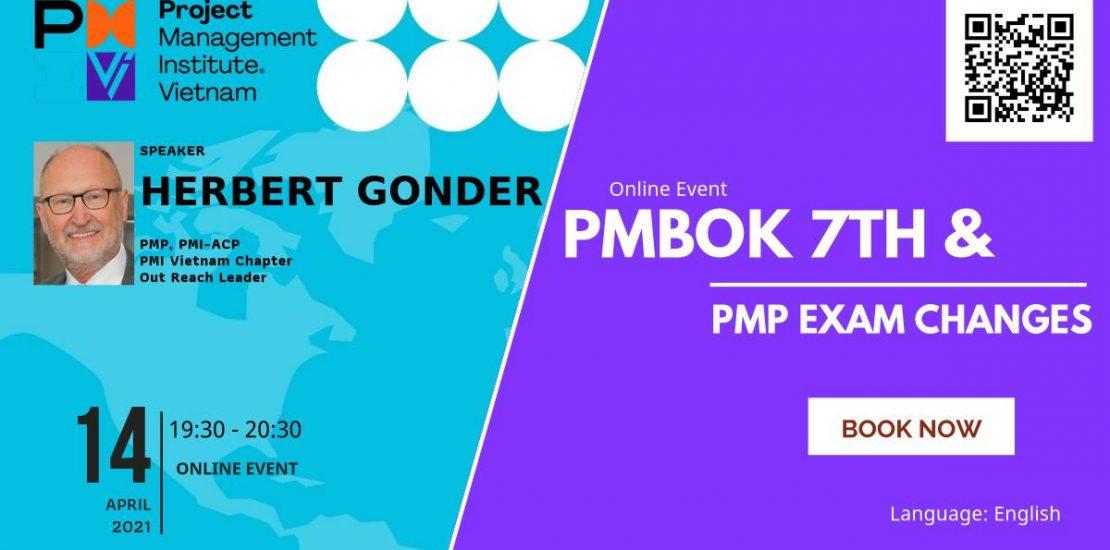 PMBOK v7 guide event